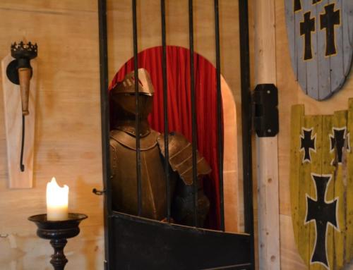 Unieke Escape Room – Wapenkamer van Walrick